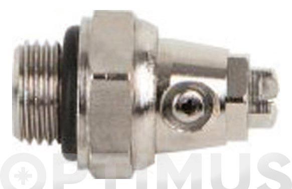 """Purgador radiador manual 1/8""""-70017"""