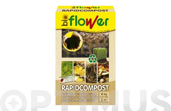 Acelerador compost bioflower 2 kg