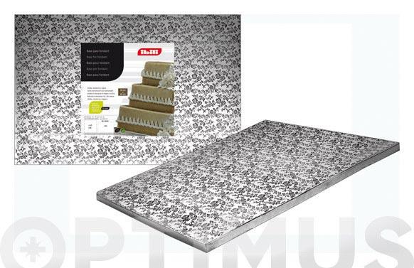 Base pastel papel 1,2cm 30x40 cm
