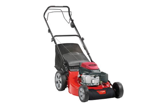 Cortacesped gasolina 170 cc motor b&s autopropulsado corte: 51 cm xc 53 hsw