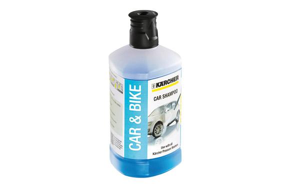 Detergente automoviles p&c 1l