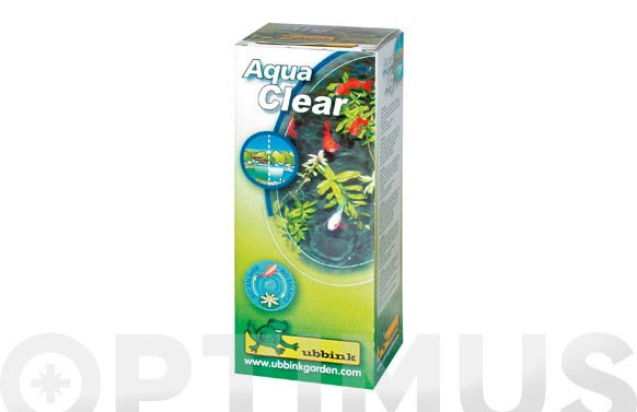 Aqua clear anti algas para estanques 250 ml