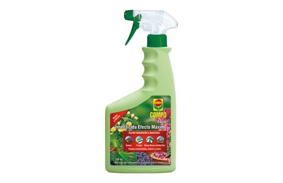 Insecticida efecto maximo pistola 750ml