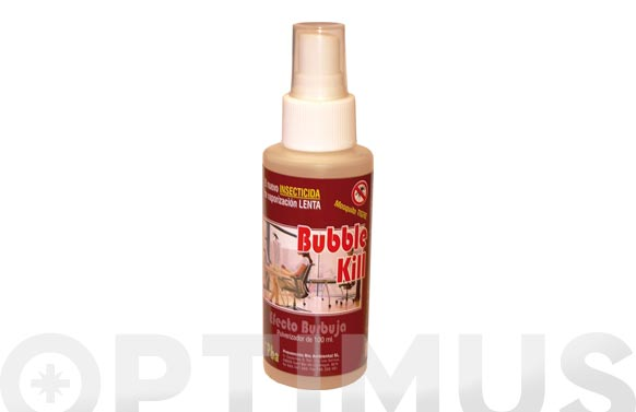 Insecticida bubble kill liquid-100ml