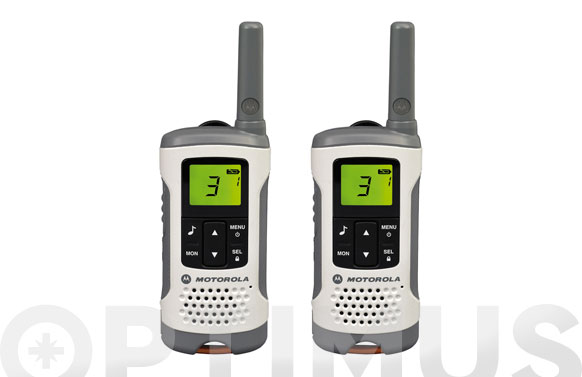 Intercomunicador walkie talkie 59t50pack