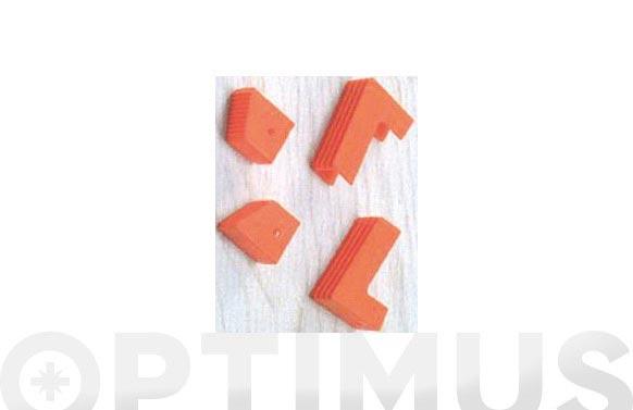 Recambio taco taburete sempreutile (4un) d4051