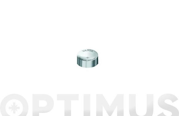 Pila boton oxido plata v357-541