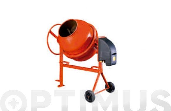 Hormigonera electrica 125 l 700 w