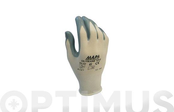 Guante nilon nitrilo ultrane 552 t 8