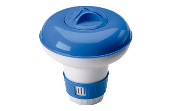 Dosificador de tabletas flotante 20 gr