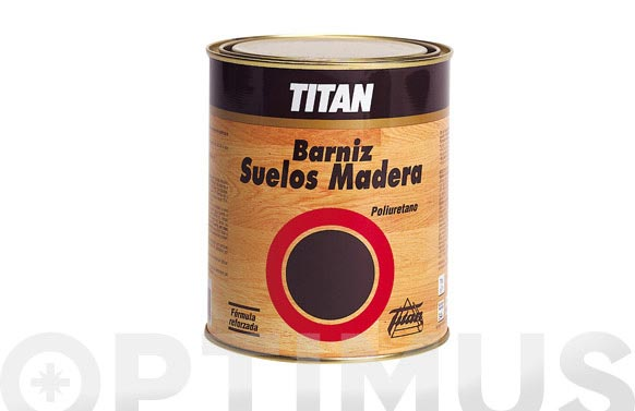 Barniz para suelos satinado 0,5 l