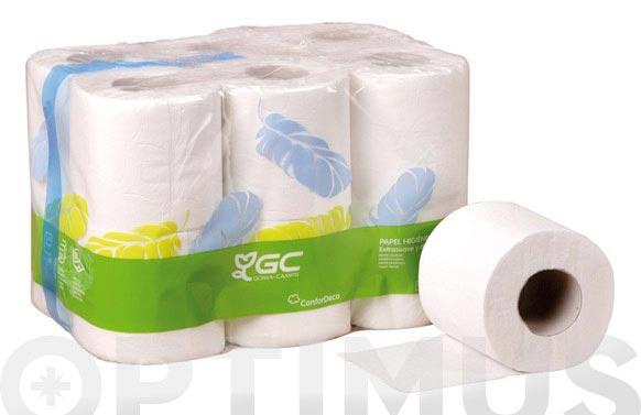 Papel higienico domestico confordeco 18 mt