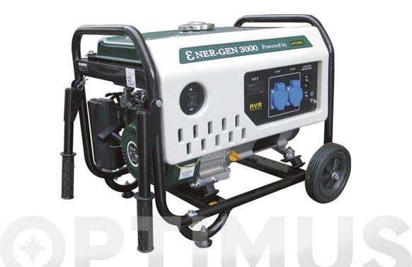 Generador ener-gen 3000 kiotsu 6,5hp 2500w