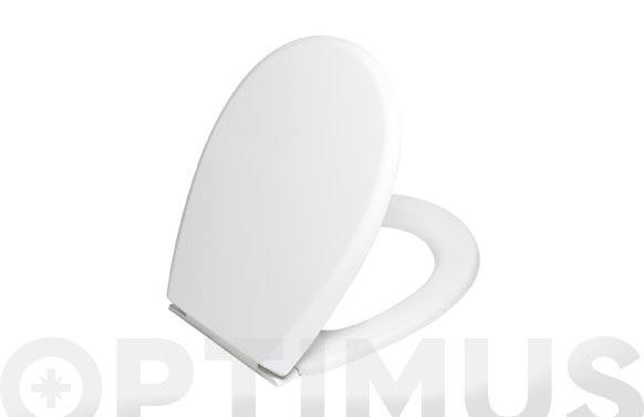 Tapa wc noah softclose blanca 35,5 cm x 41,5 min - 43,5 max