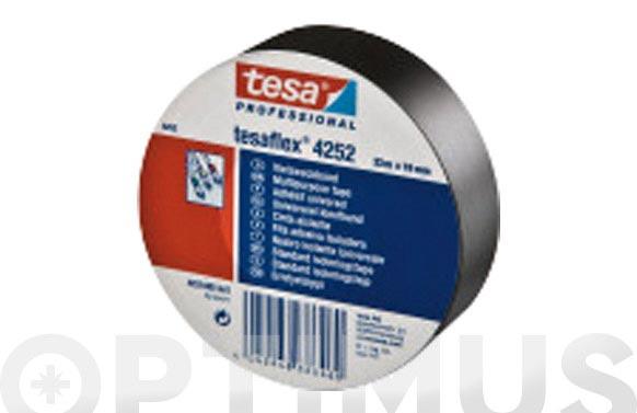Tesaflex 20x19 4252 rojo