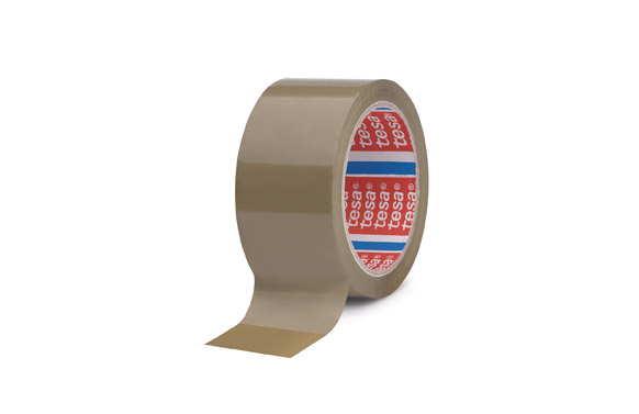 Cinta embalar polipropileno marron 132 m x 50 mm