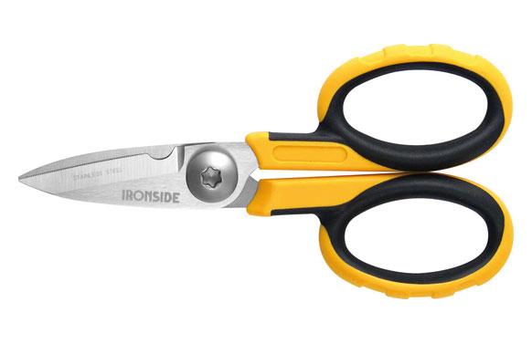 Tijera electricista 140 mm mango componente logitud de corte: 42 mm
