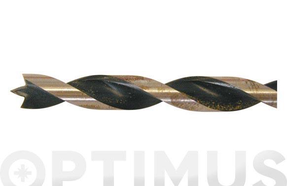 Broca madera 3 puntas pro ø 7 mm