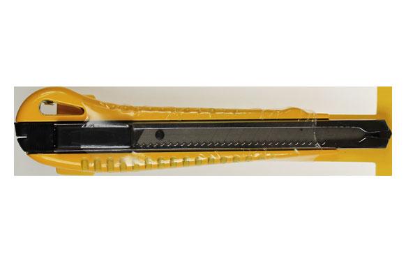 Cuter 9 mm. auto lock bicomponente metal