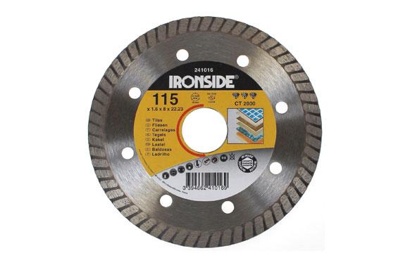 Disco diamante turbo ct2000-pro 115