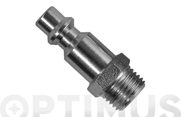 "Adaptador macho 1/4"" (2 pz)"