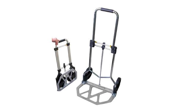 Carretilla plegable aluminio 90 kg
