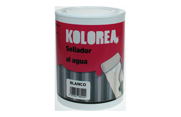 Pintura selladora al agua 750 ml