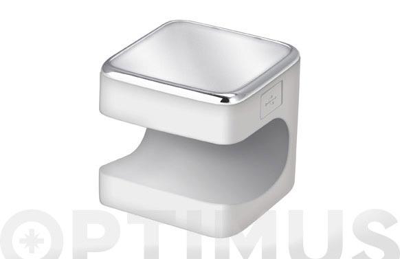 Linterna silicona led cuby 5cm 1,5w blanco