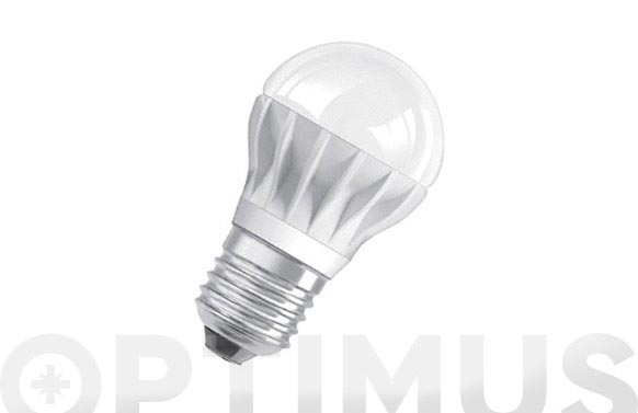 Lampara led clas p25 esf reg parathom 5,4w e27 luz calida