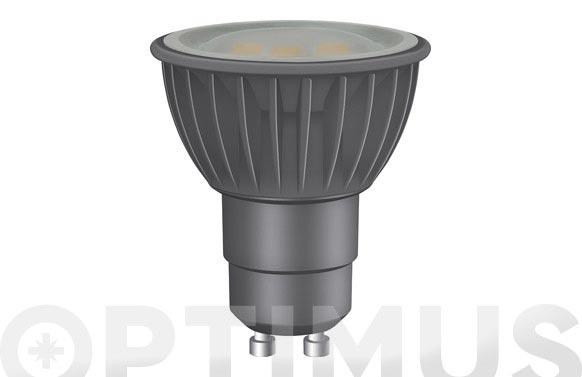 Bombilla led dicroica 35 25 4w gu10 luz calida
