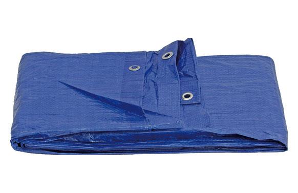 Toldo polietileno standard 120gr 2 x 3 m azul