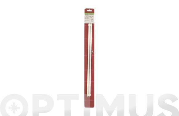 Portavisillos plastificado (2u) 80-145