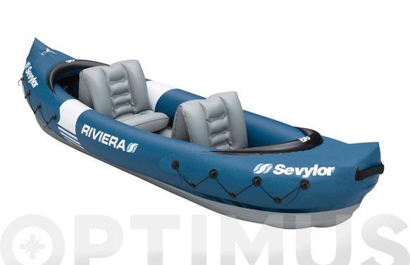 Kayak riviera 2p. 315x90cm