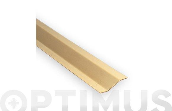 Tapajuntas adhesivo laton 820 mm intermedio
