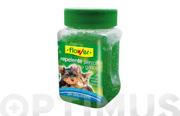 Repelente gel perros/gatos 280 gr