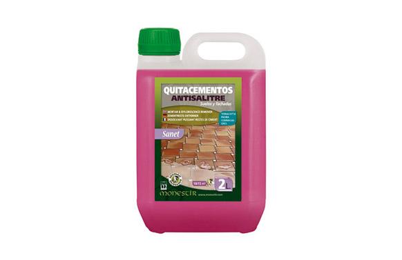 Limpiador suelos quitacemento antisalitre sanet 2 l