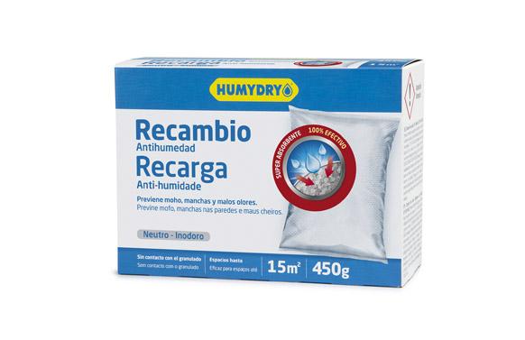 Recambio antihumedad compact neutro 450 gr