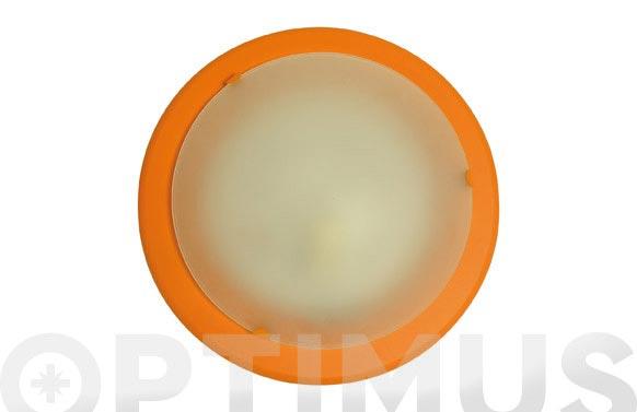 Plafon oslo naranja