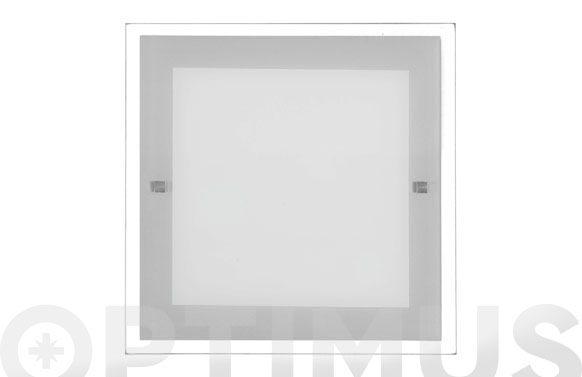 Plafon kin plata 2x20w e-27 30x30x4cm
