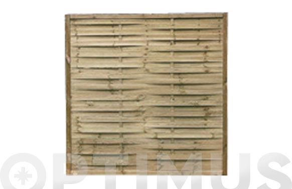 Panel natura (marco 18x45mm) 180x180 cm
