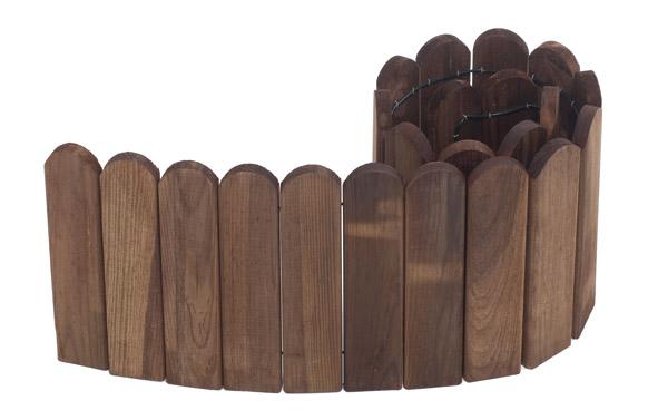 Bordura madera liloux 20x120cm