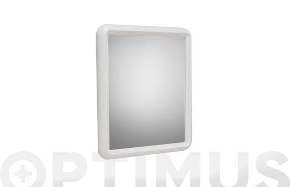 Espejo rectangular 65 x 55 x 4 cm