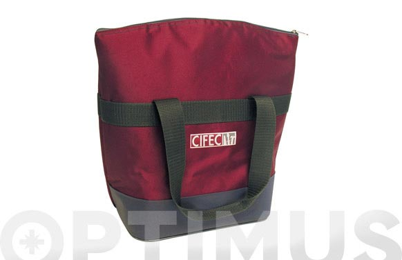 Nevera flexible cifec 16 l 31 x 40 x 23 cm