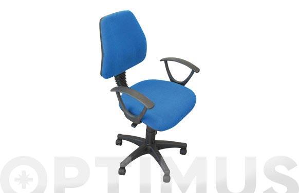 Silla oficina lola azul