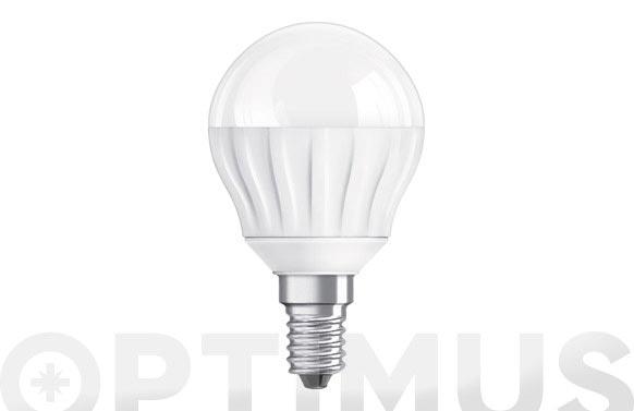 Bombilla led clas. adorno 4w classic p 25 e-14 luz blanca
