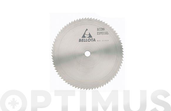 Disco sierra circular 36 dientes