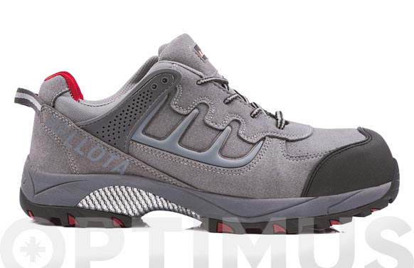 Zapato trail gris s3 n 38