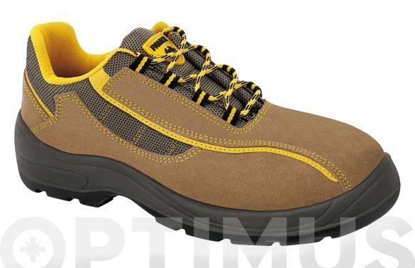 Zapato sumun totale beige s3 t 44