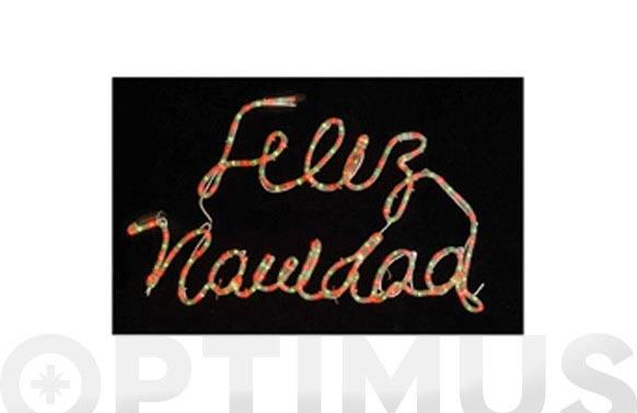 Feliz navidad flexible multifuncion 87x50 cm