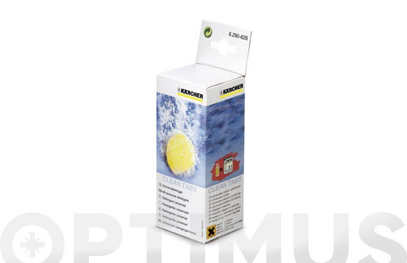 Tabletas detergente universal rm 555